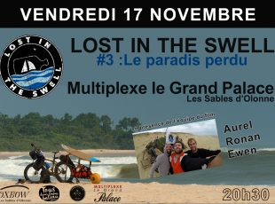 Projection du film Lost in the Swell